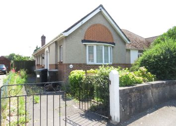 Thumbnail 3 bedroom semi-detached bungalow for sale in Selwood Park, Weymans Avenue, Bournemouth
