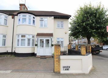 Thumbnail 5 bed end terrace house for sale in Green Lane, Ilford, Essex