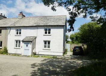 Thumbnail 3 bed terraced house for sale in Red Post, Holsworthy, Devon