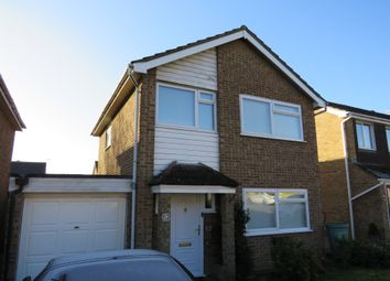 Thumbnail 3 bed detached house for sale in Spanslade Road, Little Billing, Northampton