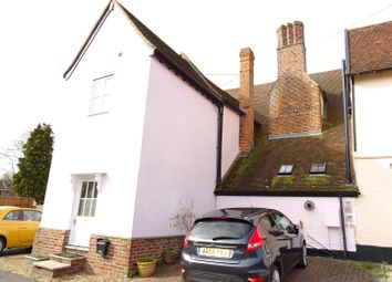 Thumbnail 2 bedroom cottage for sale in Sheepcote Place, Stowupland, Stowmarket