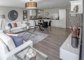 "Thumbnail 2 bed flat for sale in ""Orama"" at Whimbrel Way, Braehead, Renfrew"