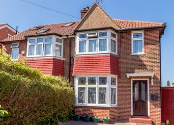 Thumbnail 3 bed semi-detached house for sale in Cleveland Gardens, London, London