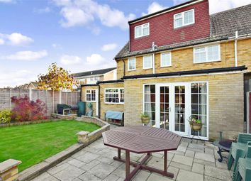 Thumbnail 4 bed semi-detached house for sale in Stainer Road, Tonbridge, Kent