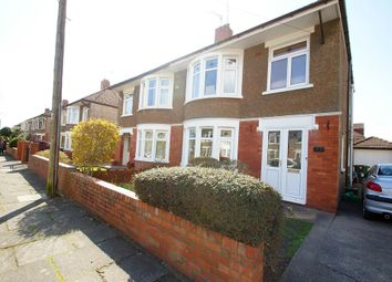 Thumbnail 3 bed end terrace house to rent in St. Anthony Road, Heath, Cardiff