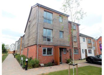 Thumbnail 5 bedroom end terrace house for sale in Lady Jane Place, Dartford