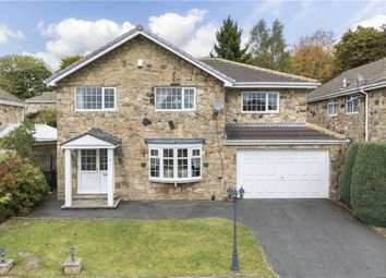 Thumbnail 5 bed detached house for sale in Adel Park Close, Adel, Leeds