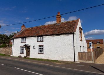 Thumbnail 4 bed detached house for sale in Chapel Road, Pott Row, King's Lynn