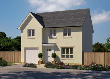 "Thumbnail 4 bedroom detached house for sale in ""Invercauld"" at Mugiemoss Road, Bucksburn, Aberdeen"