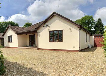 Thumbnail 6 bed detached bungalow for sale in Ivor Road, Corfe Mullen, Wimborne