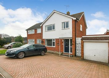 Milton Crescent, East Grinstead, West Sussex RH19. 3 bed semi-detached house for sale