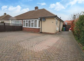 Thumbnail 3 bed semi-detached bungalow for sale in Chiltern Avenue, Farnborough