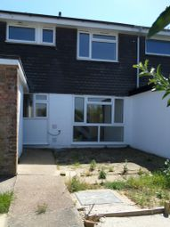 Thumbnail 3 bed end terrace house to rent in Langley Close, Bexhill-On-Sea