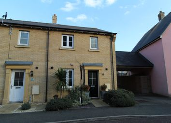 Thumbnail 3 bed end terrace house for sale in Chapman Place, Colchester