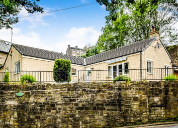 Thumbnail 4 bed detached bungalow for sale in Station Road, Slaithwaite, Huddersfield