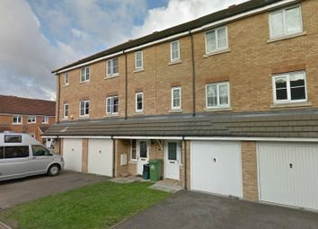 Thumbnail 3 bed town house to rent in Michigan Close, Turnford, Hertfordshire