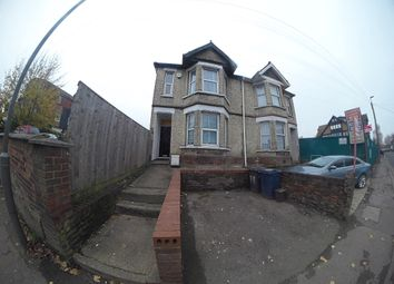 Thumbnail 1 bed property to rent in Desborough Road, High Wycombe