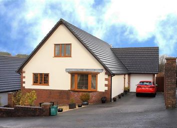 Thumbnail 3 bed detached bungalow for sale in Bryn Mwyn, Gorslas, Llanelli
