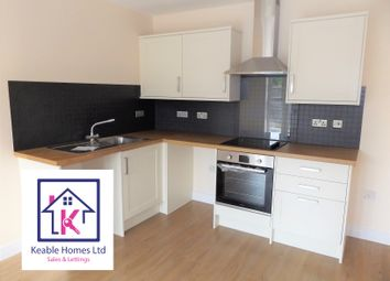 Thumbnail 2 bed flat to rent in Wolverhampton Road, Cannock, Staffordshire