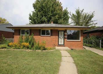 Thumbnail 3 bed detached house for sale in Thomas Court, Inkster, Michigan
