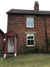 Thumbnail 3 bed semi-detached house to rent in Weston Hall Cottages, Foxearth, Sudbury, Suffolk