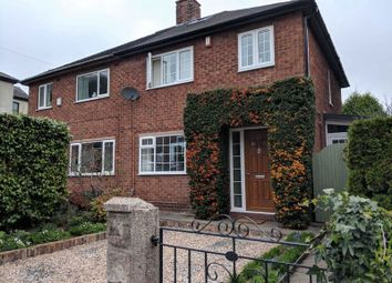 Thumbnail 3 bed semi-detached house for sale in Regent Street, Penkhull, Stoke-On-Trent