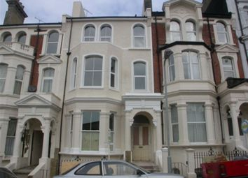 Thumbnail 1 bed flat to rent in Warrior Gardens, St Leonards-On-Sea, East Sussex
