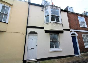 Thumbnail 1 bed flat to rent in Bath Street, Weymouth, Dorset