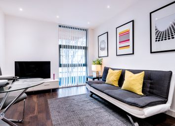 Thumbnail 1 bed flat to rent in Manilla Street, Isle Of Dogs