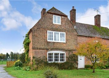 Thumbnail 3 bed end terrace house for sale in Shalmsford Street, Chartham, Canterbury, Kent