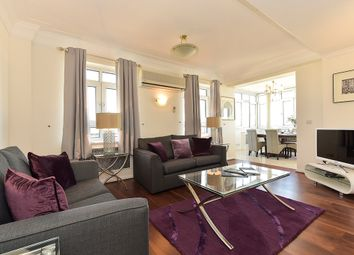 Thumbnail 4 bedroom flat to rent in Barrie House, Lancaster Gate, London