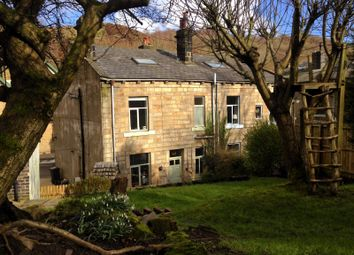 Thumbnail 4 bed semi-detached house for sale in Burnley Road, Todmorden, West Yorkshire