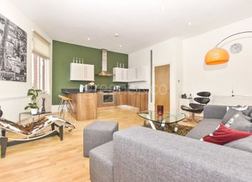 Thumbnail 3 bedroom flat to rent in Priory Road, South Hampstead, London