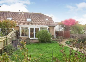 Thumbnail 4 bed semi-detached house for sale in Mash Barn Lane, Lancing