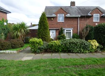 Thumbnail 2 bed semi-detached house for sale in Cedar Avenue, Bebington, Wirral