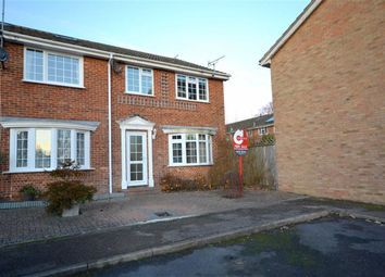 Thumbnail 3 bed end terrace house for sale in Earlsmead Crescent, Ramsgate, Kent