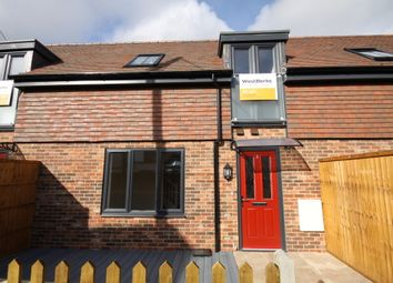Thumbnail 2 bed terraced house to rent in The Durbidges, Galley Lane, Headley, Thatcham