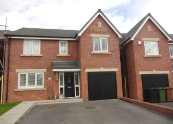 Thumbnail 4 bed detached house to rent in Jennie Blackamore Way, Crossgates, Leeds