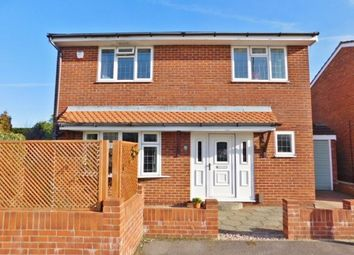 Thumbnail 3 bed detached house for sale in Denham Close, Stubbington, Fareham
