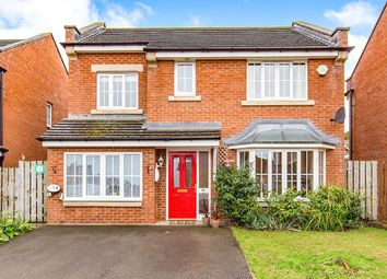 Thumbnail 3 bed terraced house to rent in Aspen Grove, School Aycliffe, Newton Aycliffe