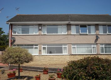 Thumbnail 2 bed flat for sale in Minehead Avenue, Sully, Penarth