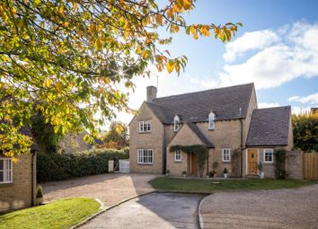 Thumbnail 4 bed detached house for sale in Kemble, Cirencester
