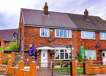 Thumbnail 3 bed semi-detached house for sale in South Avenue, Hope Carr, Leigh, Lancashire