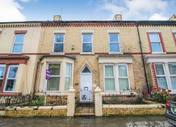 Thumbnail 5 bedroom terraced house for sale in Anfield Road, Liverpool