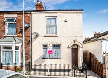 Thumbnail 2 bedroom semi-detached house for sale in Estcourt Street, Hull