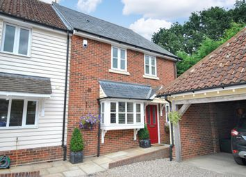 3 bed end terrace house for sale in Crossways, Tolleshunt Major, Maldon CM9