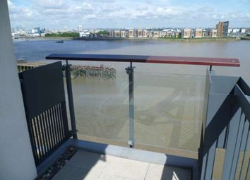 Thumbnail 2 bed flat to rent in Seventh Floor Apartment, Royal Artillery Quays, Riverside