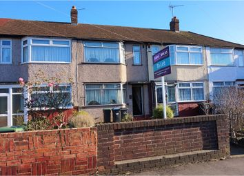 Thumbnail 3 bedroom terraced house to rent in Nightingale Road, London