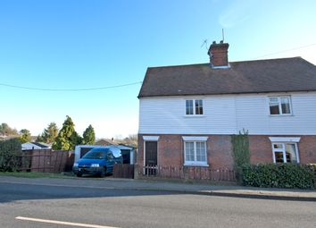 Thumbnail 2 bed semi-detached house for sale in Main Street, Northiam