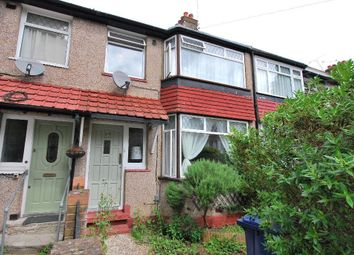 Thumbnail 3 bed terraced house for sale in Studland Road, Hanwell, London